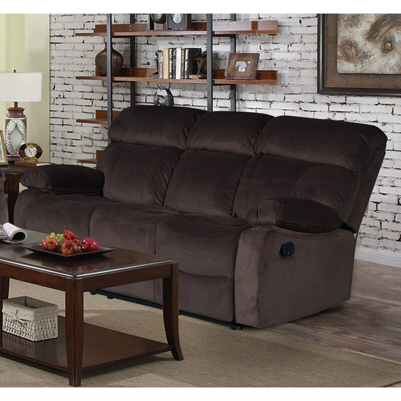 Next Furniture Living Room: Living In Style Alvia Living Room Reclining Sofa
