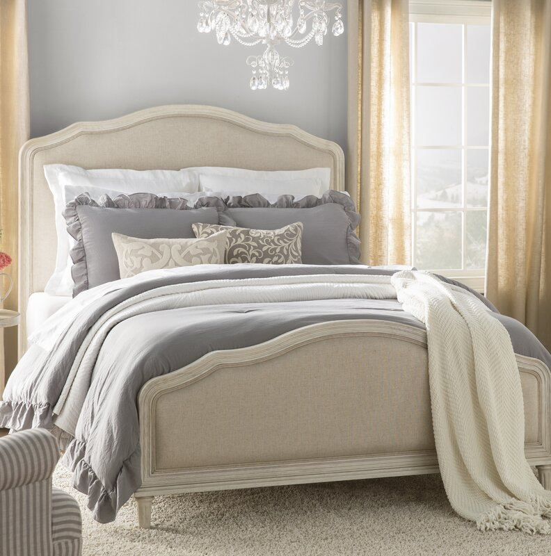 Watson Upholstered Panel Bed Amp Reviews Joss Amp Main