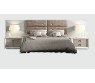 Rhea Panel 3 Piece Bedroom Set By Rosdorf Park