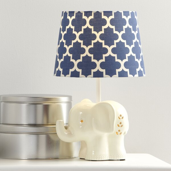 Never Forgets 12.5'' Table Lamp by Birch Lane Kids