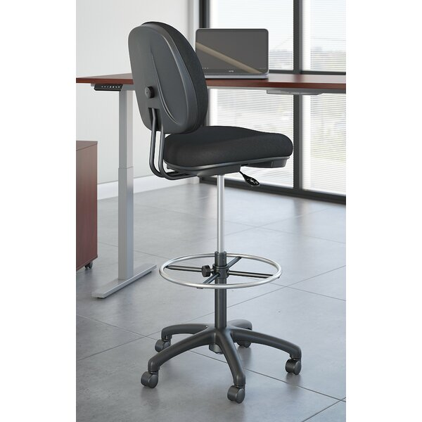 Awesome Accord Drafting Chair By Bush Business Furniture Ncnpc Chair Design For Home Ncnpcorg