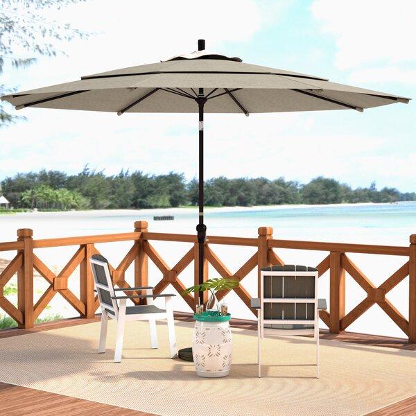 Mullaney Beachcrest Home 11' Market Umbrella By Beachcrest Home by Beachcrest Home Bargain