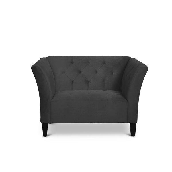 Carruth Armchair By Mercer41 2019 Sale