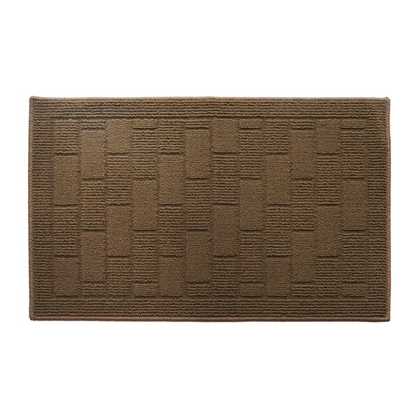 Brown Area Rug by Attraction Design Home