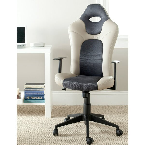 Belinda Desk Chair by Safavieh