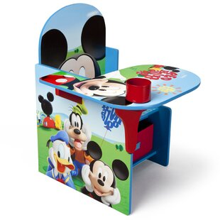 Mickey Mouse Chair Desk by Delta Children