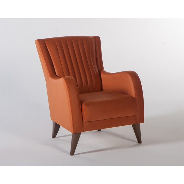 Boisvert Armchair by Corrigan Studio