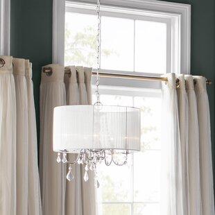 Master bedroom chandelier wayfair garry 5 light drum chandelier mozeypictures Images