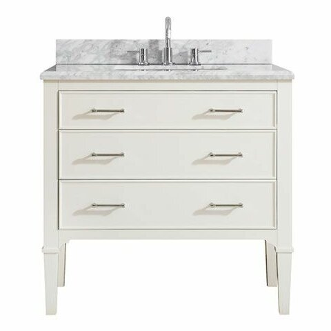 Leia 37 Single Bathroom Vanity Set by Everly Quinn