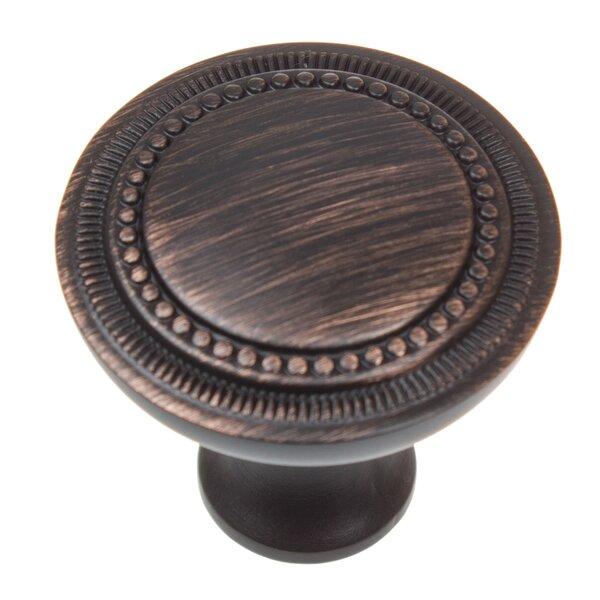 Platinum Roman Mushroom Knob by GlideRite Hardware