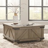 Emiliano Lift Top Coffee Table with Storage by Laurel Foundry Modern Farmhouse
