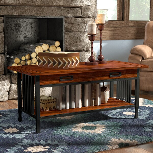 Clearsky Coffee Table by Loon Peak