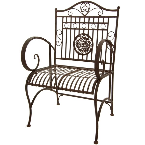 Boe Patio Dining Chair by Fleur De Lis Living