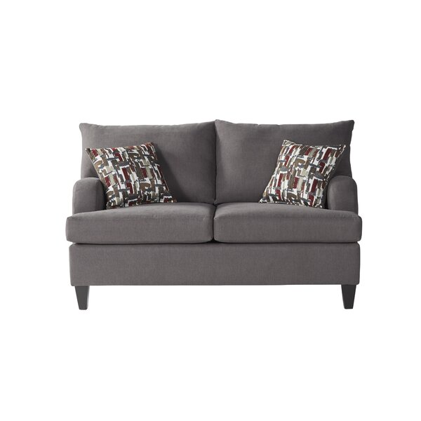 Latest Collection Novalie Loveseat by Red Barrel Studio by Red Barrel Studio