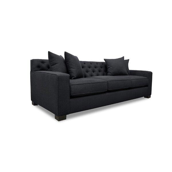 Tagen Plush Deep Sofa by Latitude Run