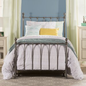 Barton Panel Customizable Bedroom Set by Three Posts