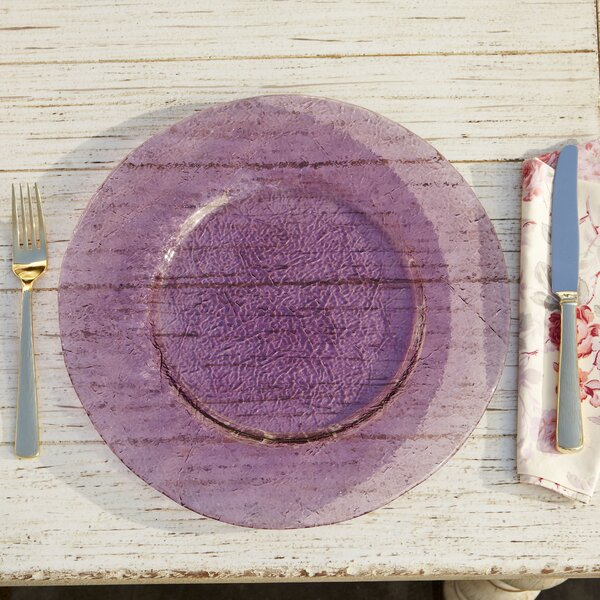 16 Chargers Plate (Set of 6) by Birch Lane™