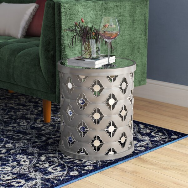 Bornival End Table By House Of Hampton