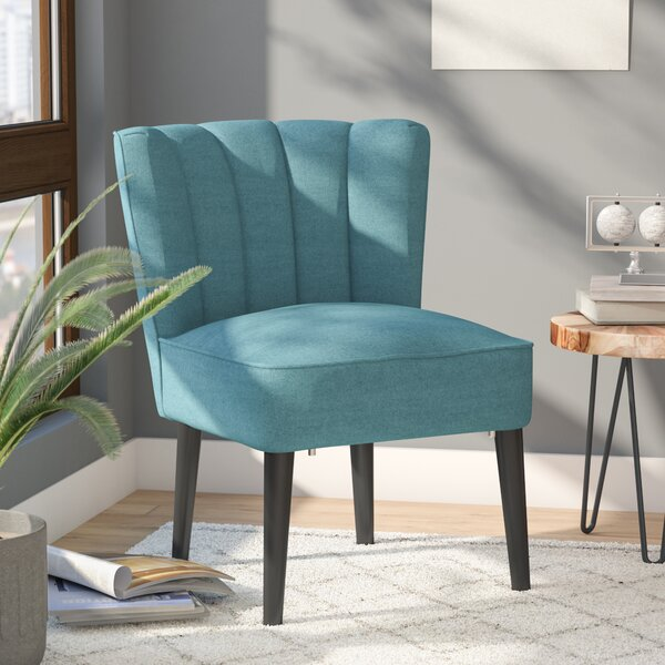 Bugarin Side Chair by Mercury Row
