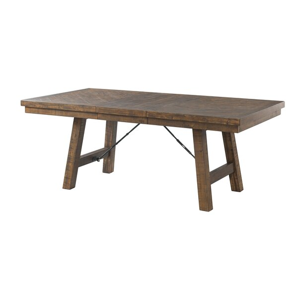 Dearing Extendable Dining Table by Laurel Foundry Modern Farmhouse