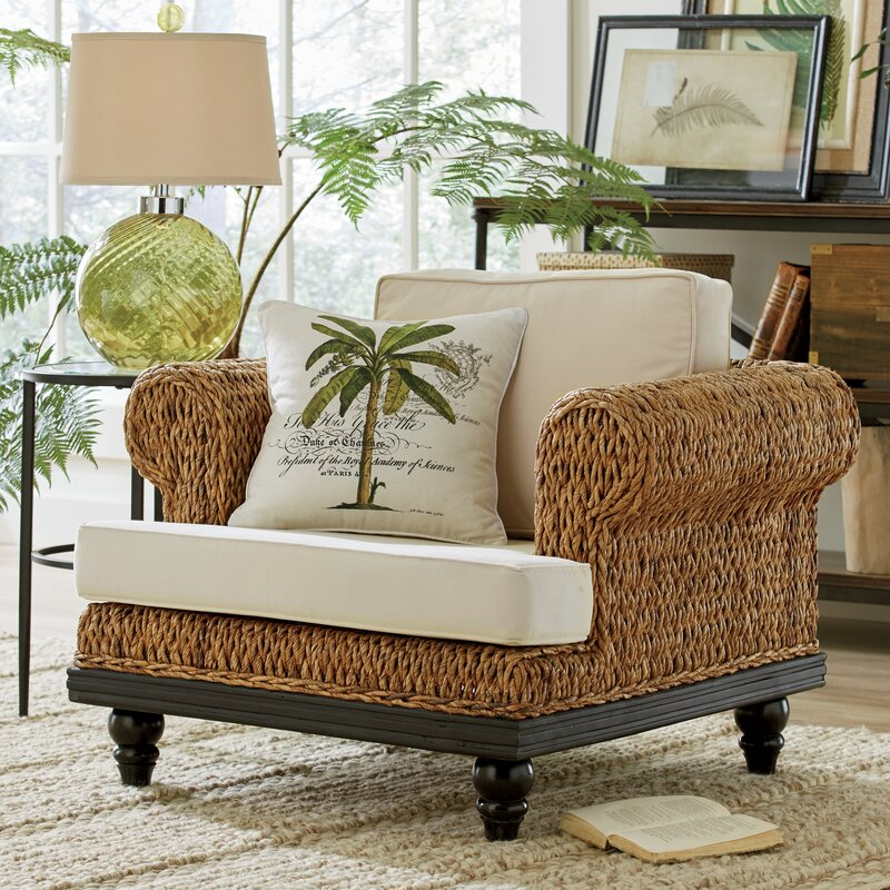 Esmont Woven Chair And A Half