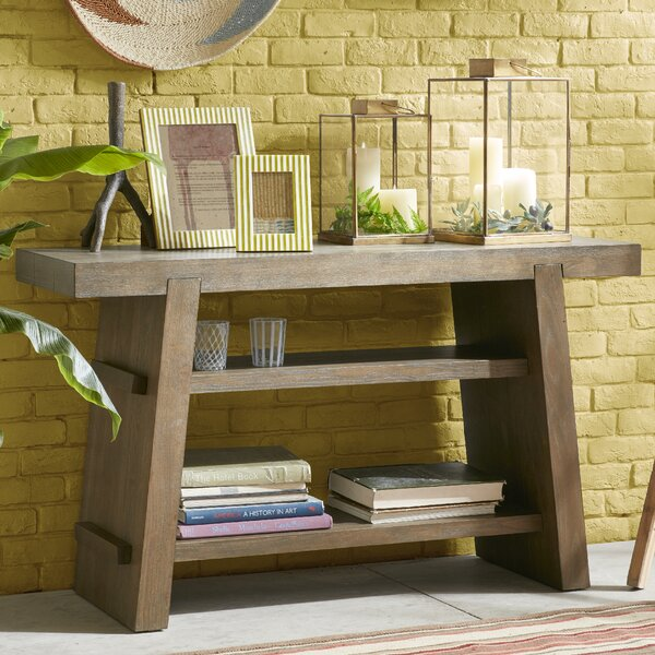 Magaw Console Table by Union Rustic