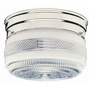 Best Review 2-Light  Flush Mount By Design House