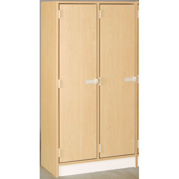 @ 1 Tier 2 Wide Storage Locker by Stevens ID Systems| #$752.00!