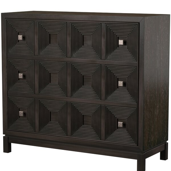 Sterns 3 Drawer Accent Chest By Mercury Row