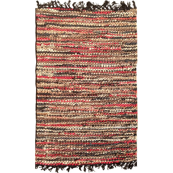 Recio Hand-Woven Area Rug by Loon Peak