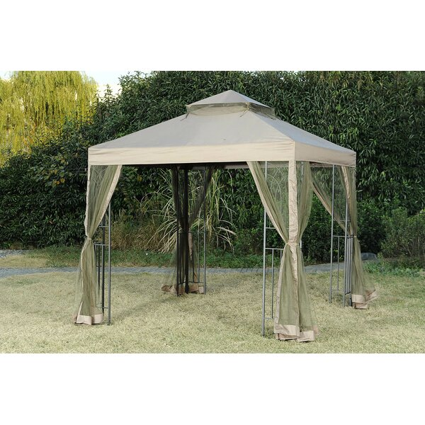 Replacement Mosquito Netting for Lansing Gazebo by Sunjoy