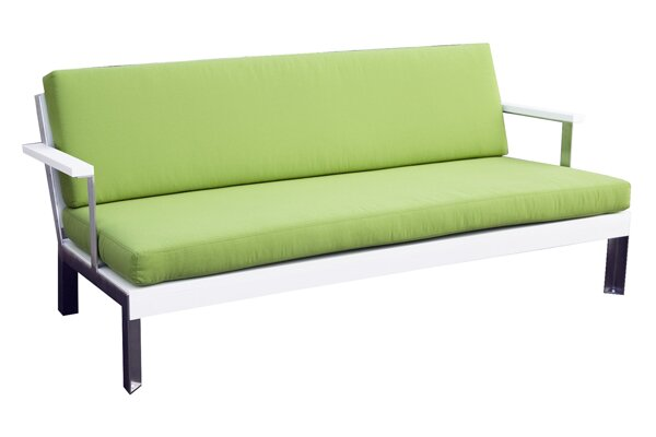 Etra Patio Sofa with Cushions by Modern Outdoor
