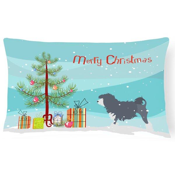 Caitlynn Lowchen Tree Indoor/Outdoor Lumbar Lumbar Pillow by Red Barrel Studio