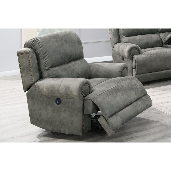 Lucky Power Recliner By Red Barrel Studio