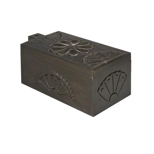 Lockhart Spice Decorative Box by World Menagerie