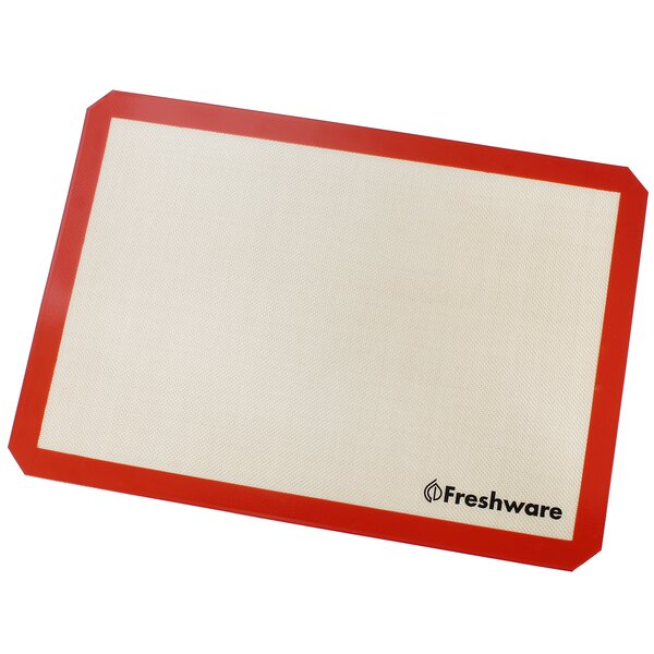 Professional Silicone Non-Stick Baking Mat by Freshware