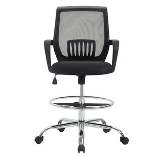 Review Kerlin Mesh Drafting Chair by Symple Stuff