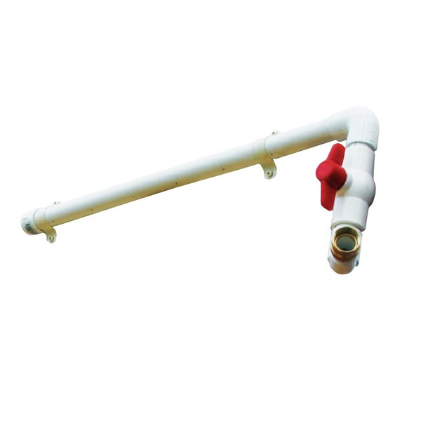 Water Slide Adapter Swing Set Toy by YardCraft
