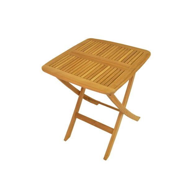 Windsor Teak Bistro Table by Anderson Teak