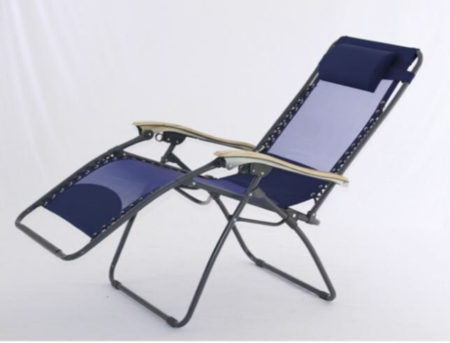 XL Zero Gravity Chaise Lounge with Cool Mesh Technology : zero gravity chaise - Sectionals, Sofas & Couches