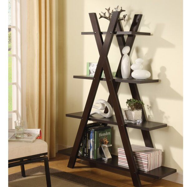 Czapla Ladder Bookcase by Wrought Studio