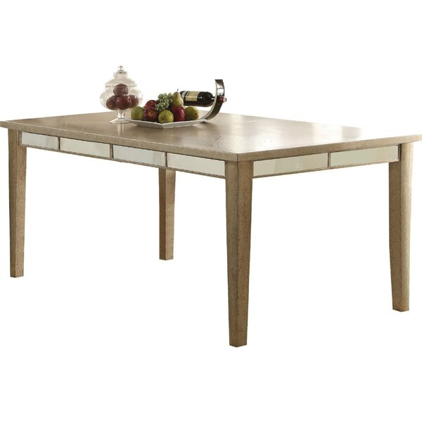 Fresh Leanora Dining Table By Andrew Home Studio 2019 Sale