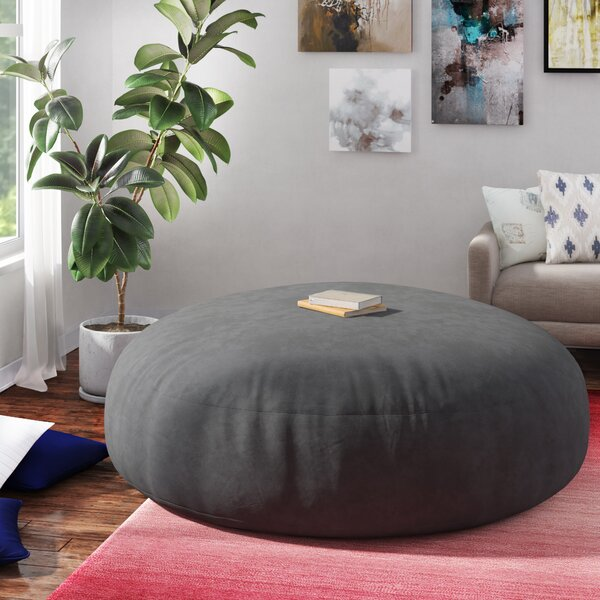 Extra Large Bean Bag Sofa By Latitude Run