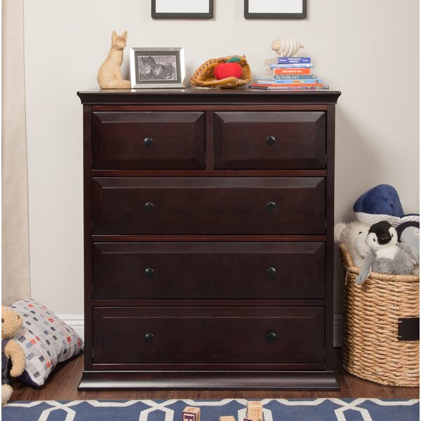 Signature 5 Drawer Chest by DaVinci