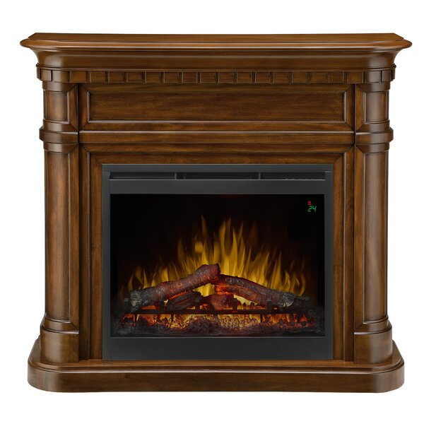 Charleston Electric Fireplace by Dimplex