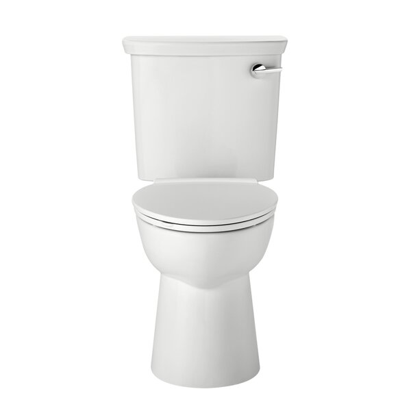 VorMax Dual Flush Elongated Two-Piece Toilet by American Standard