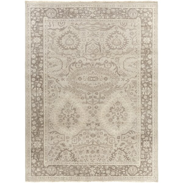Karlee Gray/Taupe Area Rug by Laurel Foundry Modern Farmhouse