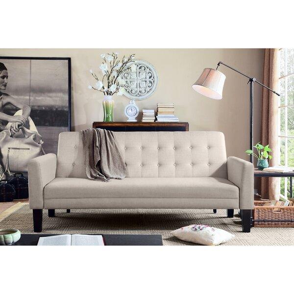 #1 Greg Tufted Sleeper Sofa By Zipcode Design Amazing