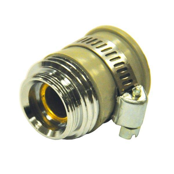 27M Slip On Adapter by Danco