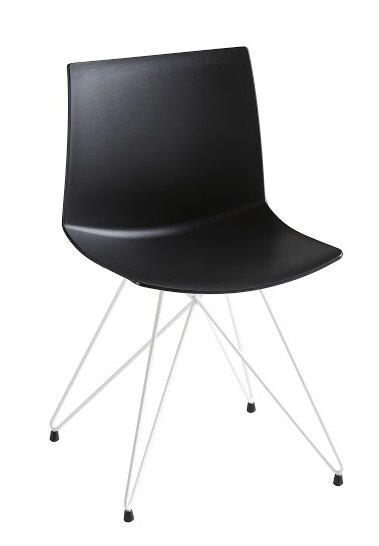 Kanvas Rocket Base Guest Chair by Gordon International